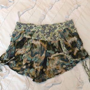 Free people Flowy shorts
